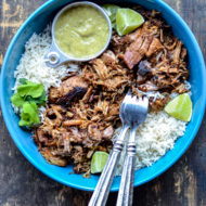 Slow Roasted Pork Carnitas